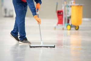 Why a Clean Workplace Is Good for Business