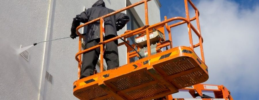 Signs Your Building Needs Professional Pressure Washing